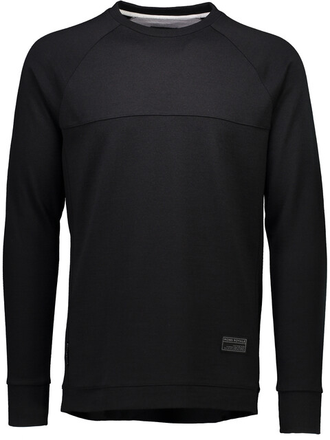 Mons Royale M's The 19th Jersey Crew Black